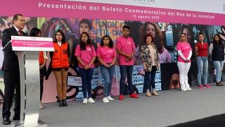 STC e Injuve-CDMX conmemoran Día Internacional de la Juventud