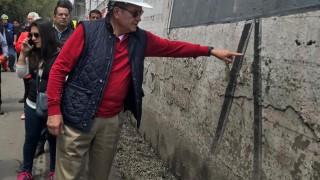 Atiende STC problema ocasionado por lluvias en la interestación Santa Marta-Los Reyes de la Línea A