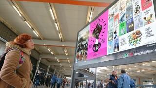 La estación Cuatro Caminos se integra a la difusión cultural