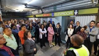 En caso de un sismo, el Metro de la CDMX actúa de manera estratégica entre sus áreas