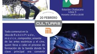 Música y arte alrternativo, este jueves en el Metro CDMX